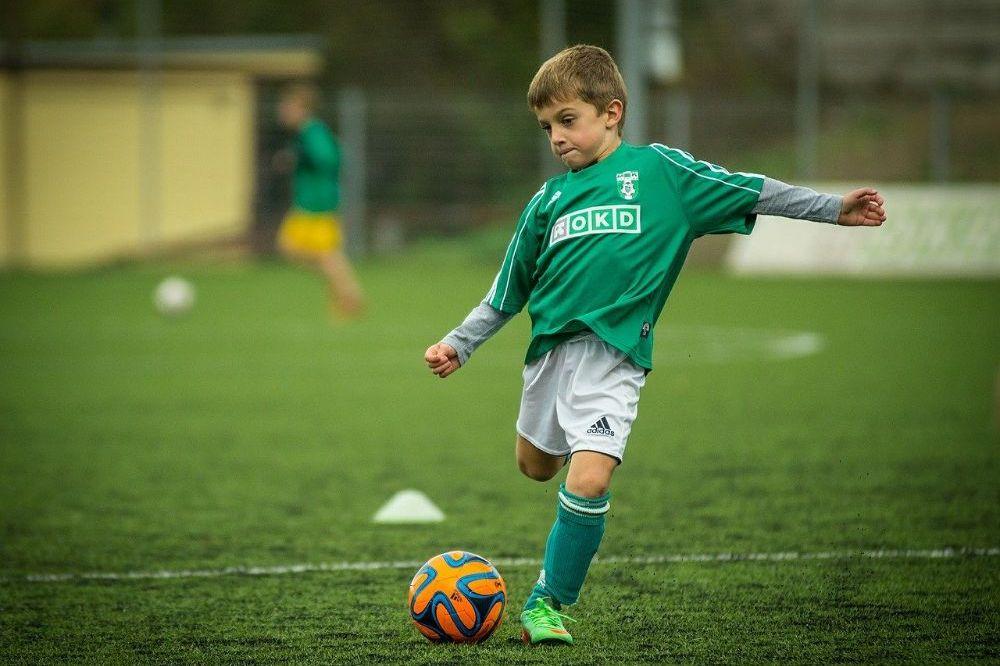 De 5 beste sporten voor jonge kinderen