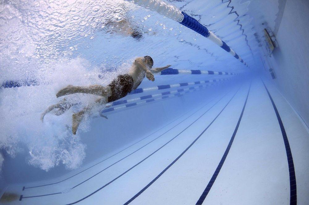 Een droom van een zwembad