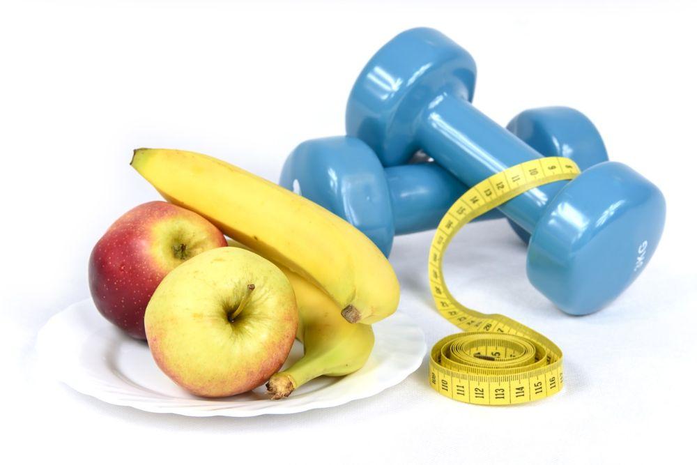 Het dieet van de amateursporter