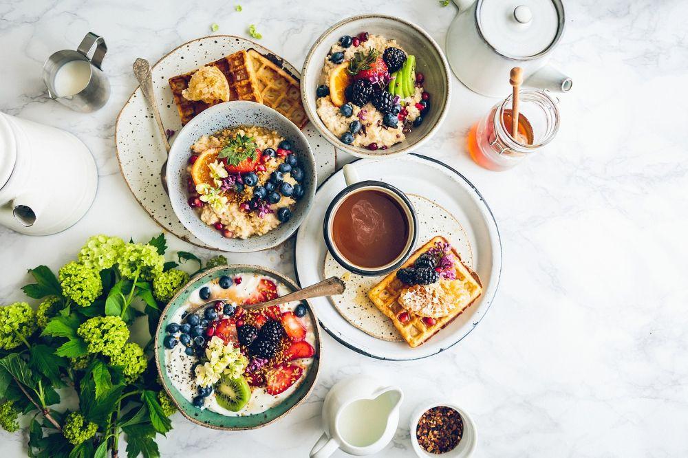 Het ideale ontbijt van de amateursporter