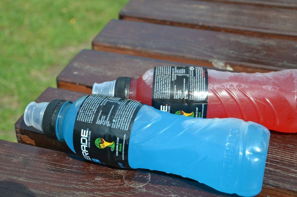 Hoe zit het met sportdrankjes