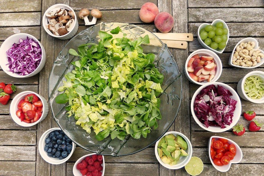 Verrassende en gezonde salades voor sporters